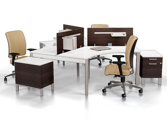 Office Workstations #3A