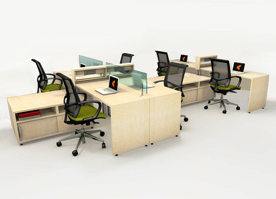 Office Workstations Mayline e5 #16
