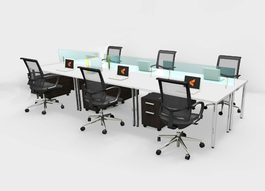 Office Workstations Mayline e5 #24