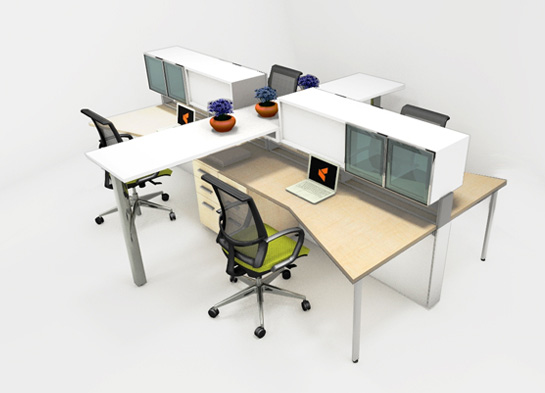 Office Workstations Mayline e5 #18A