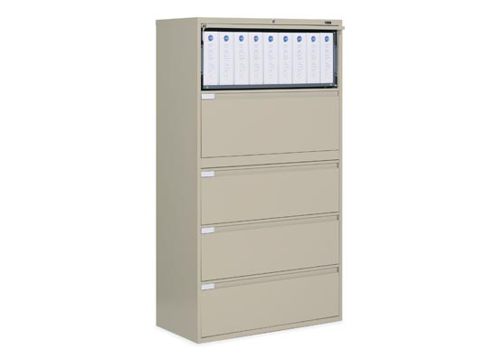 Office File Cabinets, 9300P #9330P-5F1H