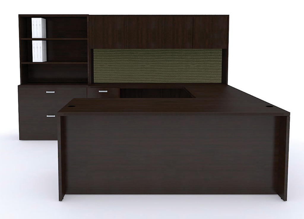 Desk Furniture - #AM-405N.MAHO