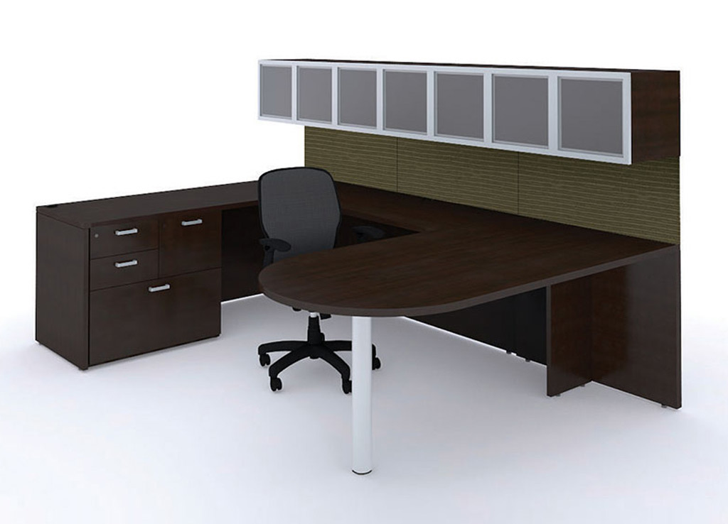 Desk Furniture - #AM-407N.MAHO
