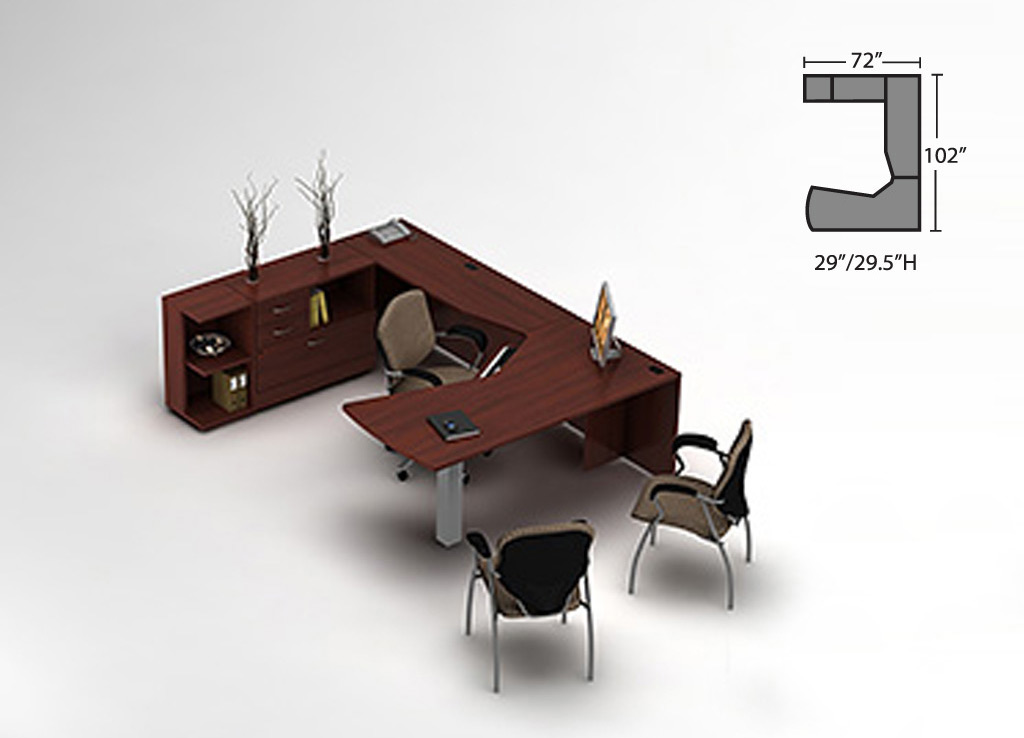 Desk Furniture - Zira#7