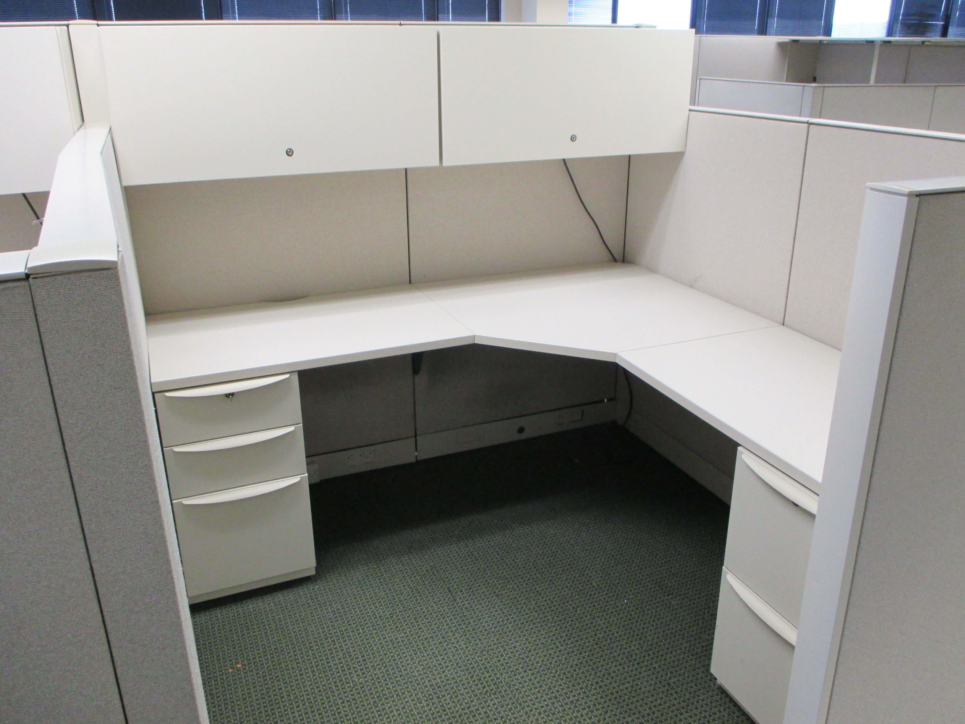 Used Cubicles #071516-3