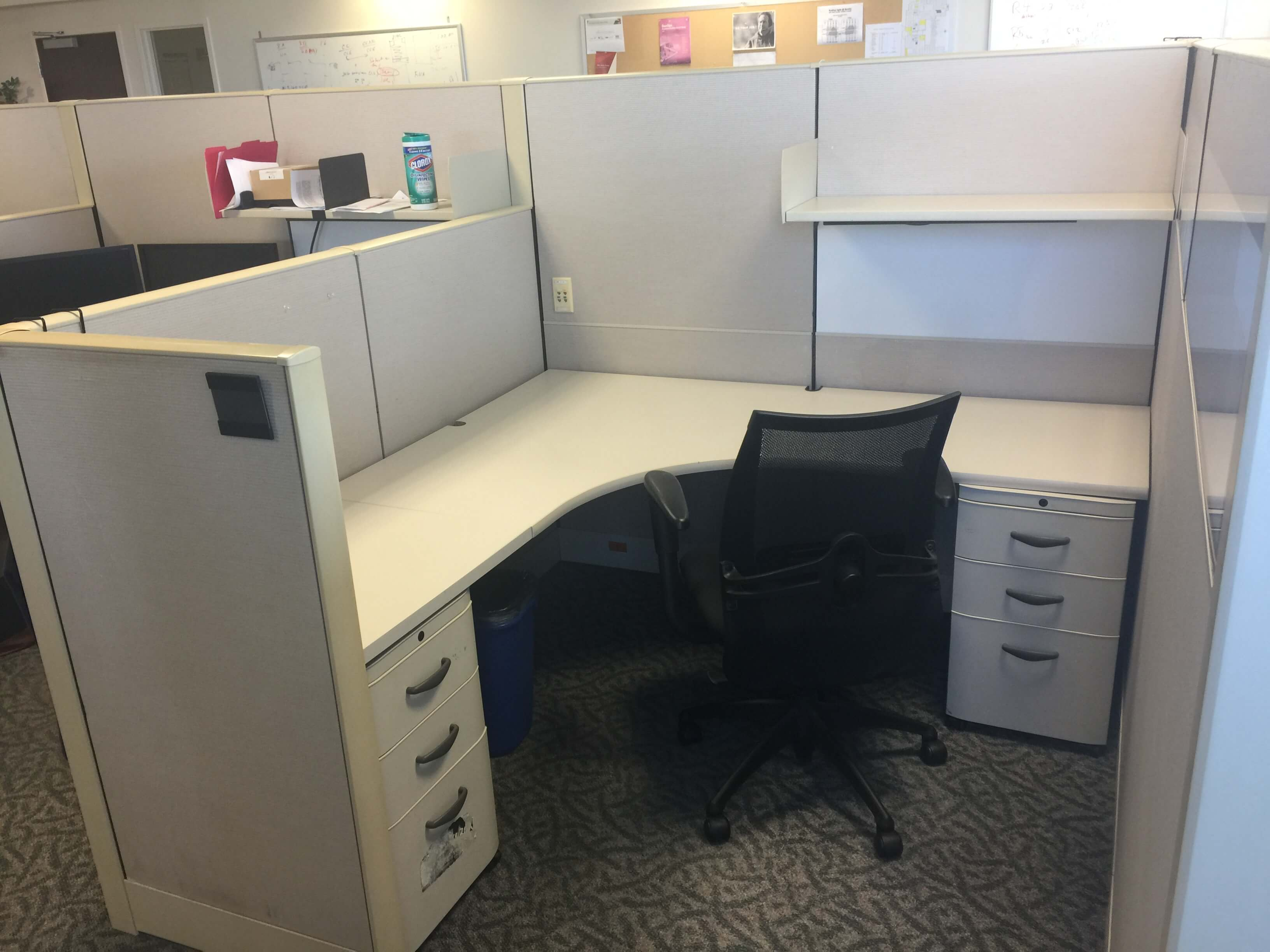 Used Cubicles #081919-JMW1