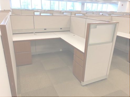 Used Cubicles #112818-CNK1