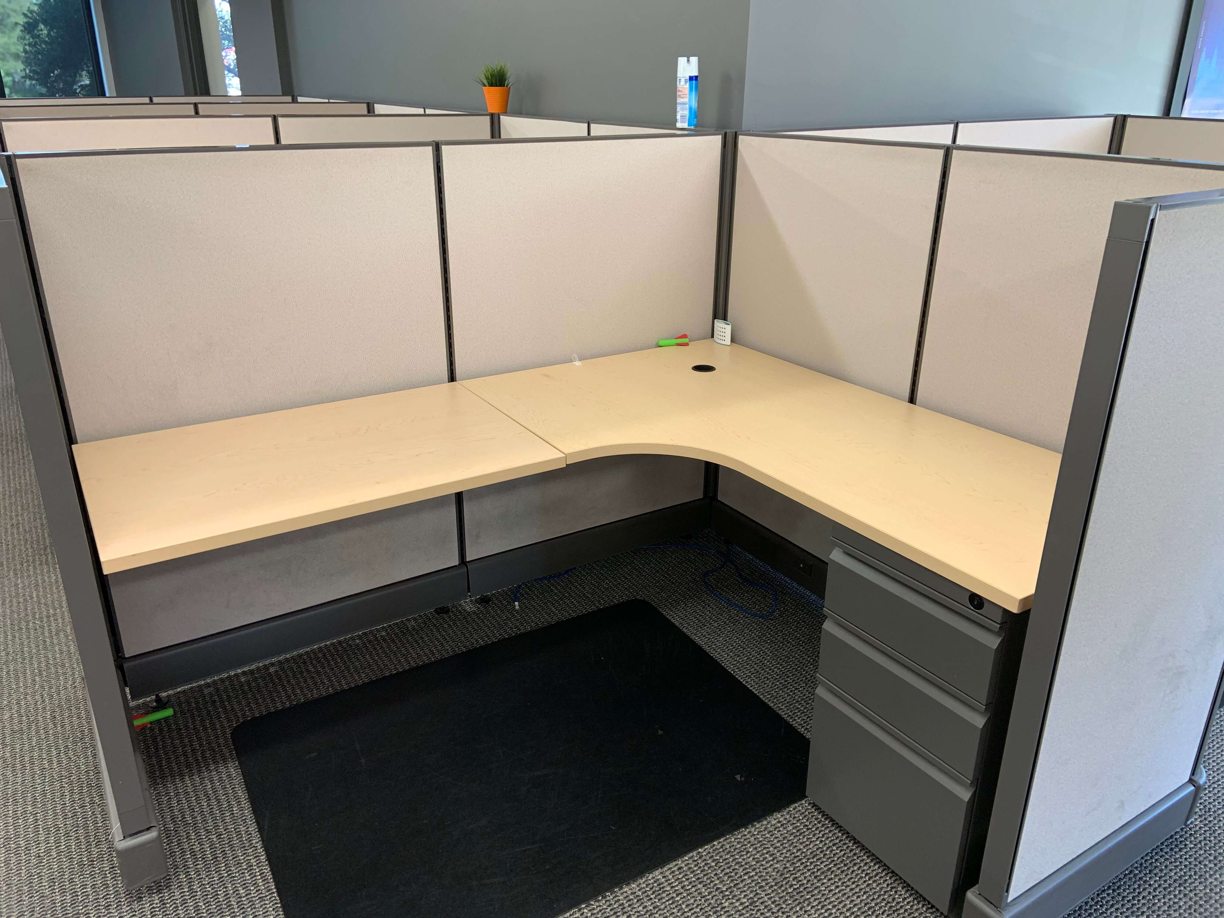 Used Cubicles #081919-RYS1