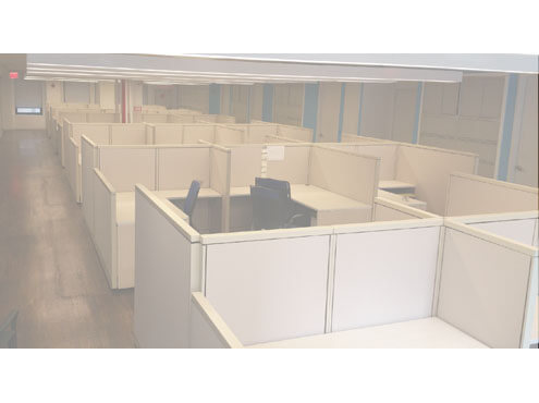 Used Cubicles #042816-1