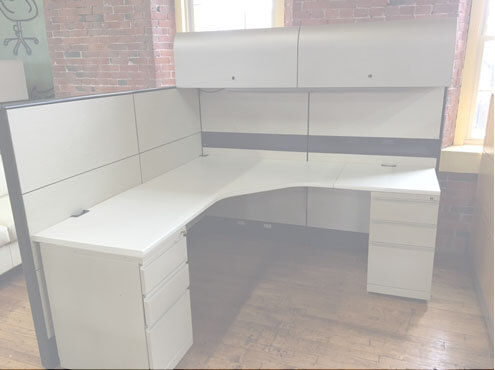 Used Cubicles #042716-1