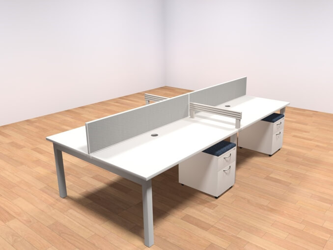 Used Cubicles #082520-ABI1