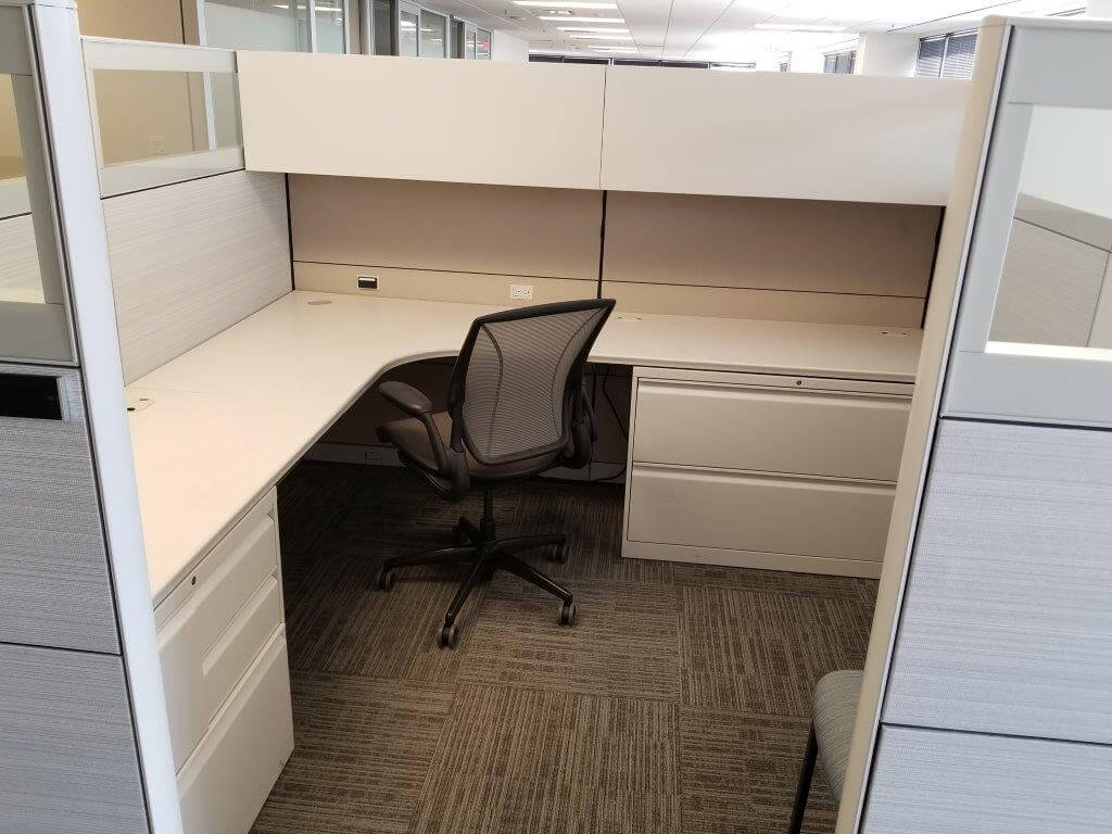Used Cubicles #103019-BHC1