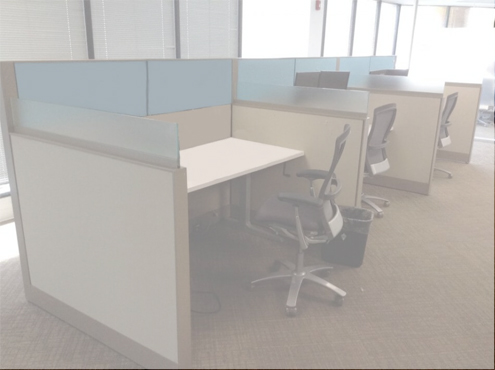 Used Cubicles #051317-RN4