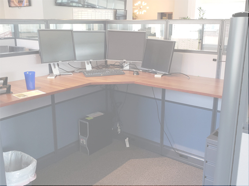 Used Cubicles #050919-PIP1