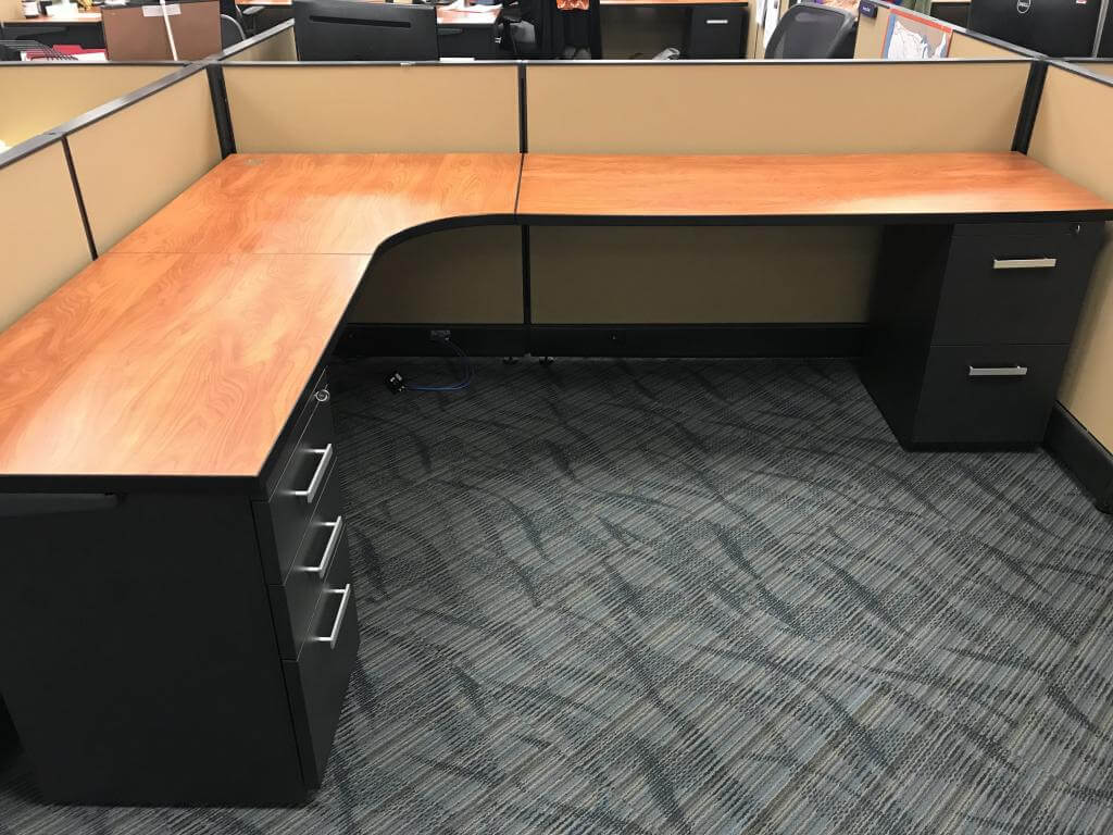 Used Cubicles #040519-PL1