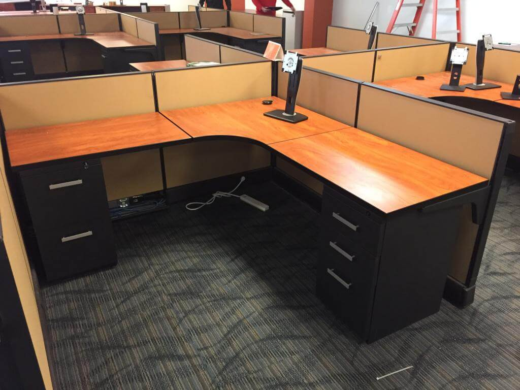 Used Cubicles #040519-PL2