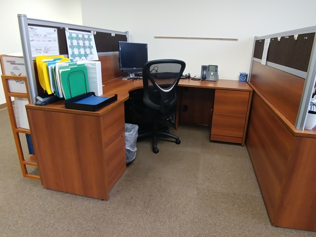Used Cubicles #013020-SJJ1