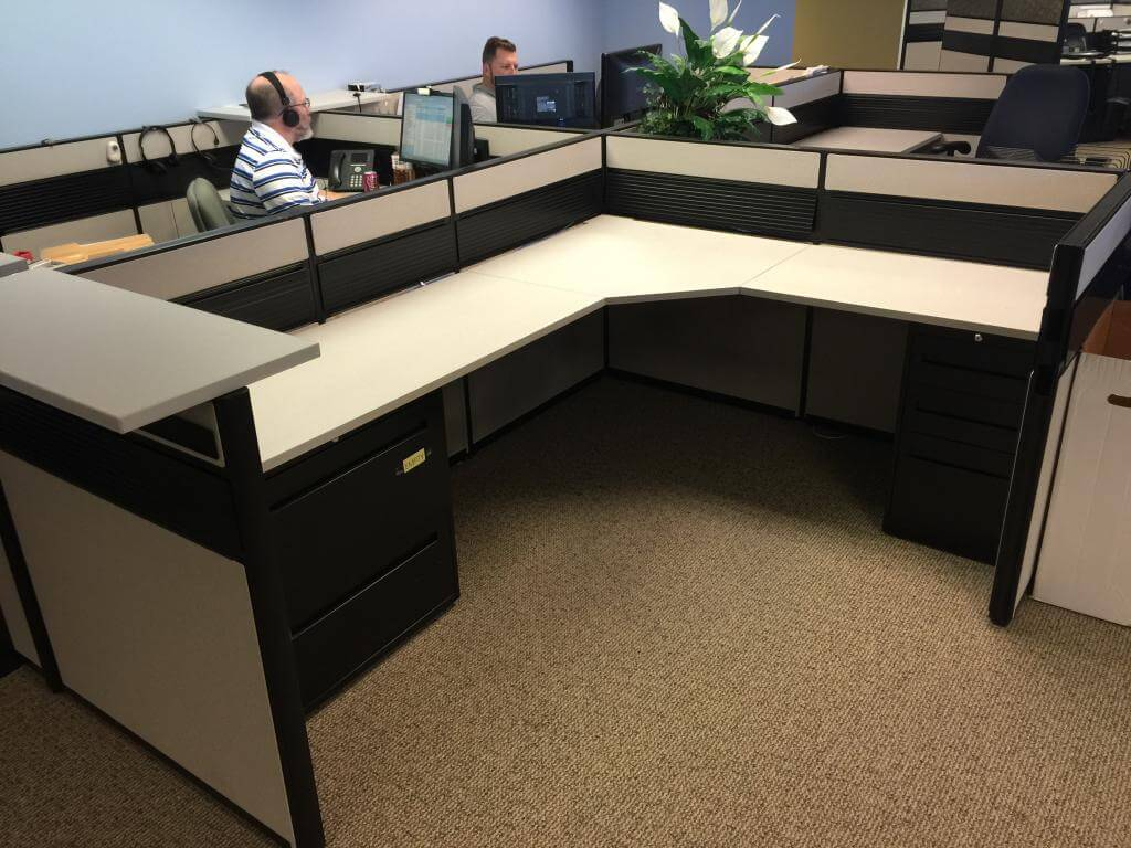 Used Cubicles #101717-PL1