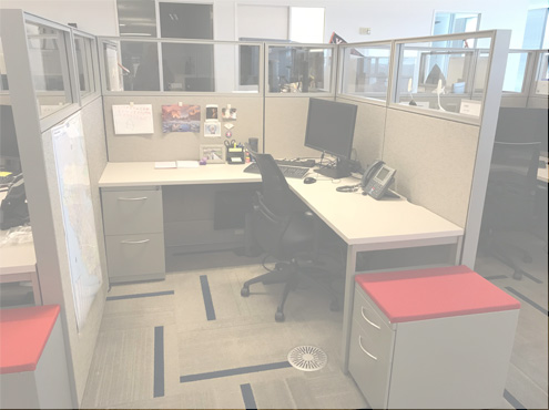 Used Cubicles #012819-AS1