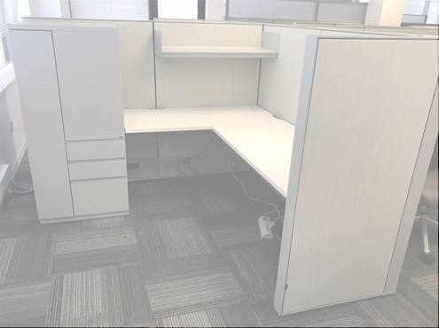 Used Cubicles #020218-AS