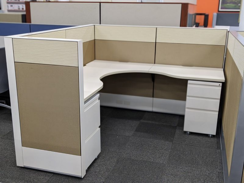 Used Cubicles #051220-OFI1