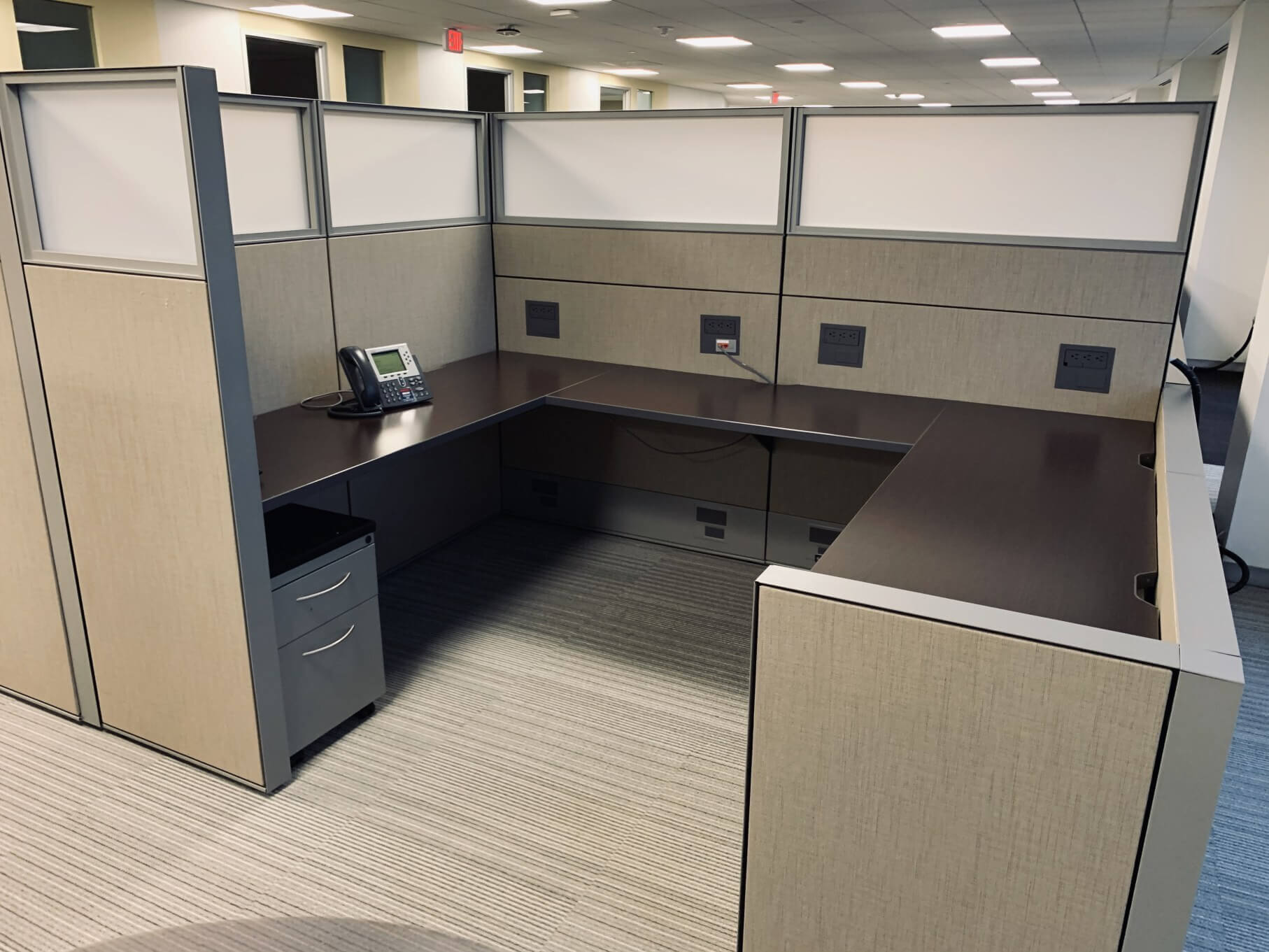 Used Cubicles #082520-AS3
