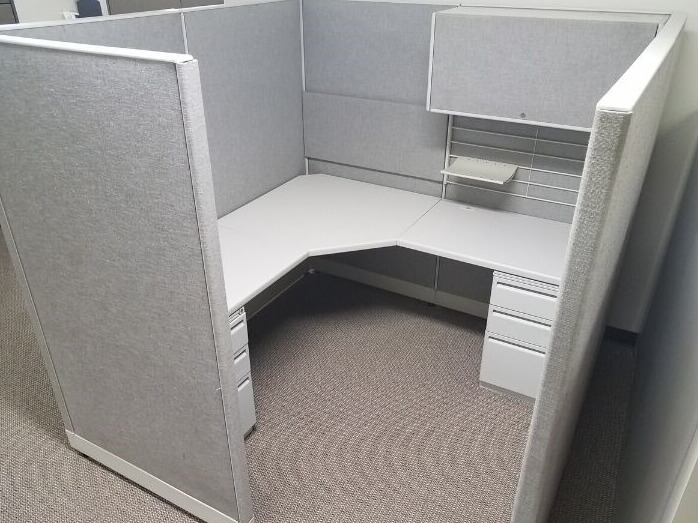 Used Cubicles #060420-JI1