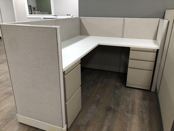 Used Cubicles #081919-CFR1