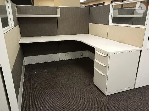 Used Cubicles #072219-JPC1