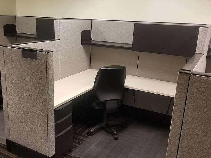 Used Cubicles #082520-JPC2