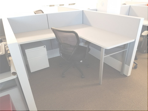 Used Cubicles #122317-JBN3