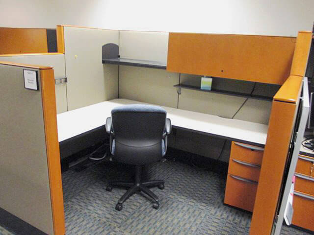 Used Cubicles #020218-JI2