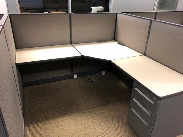 Used Cubicles #012819-BHC1