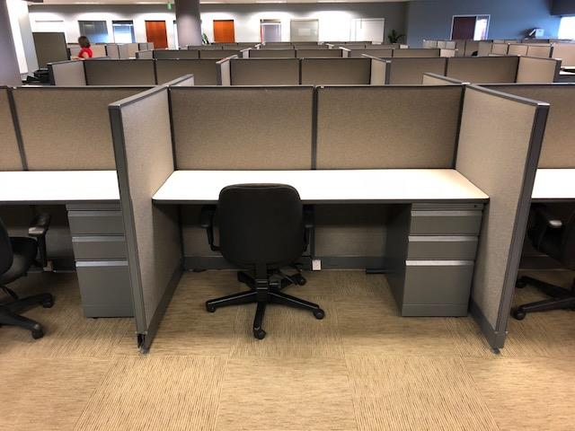 Used Cubicles #012819-BHC2