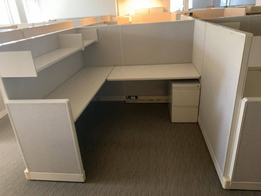 Used Cubicles #103019-PL2