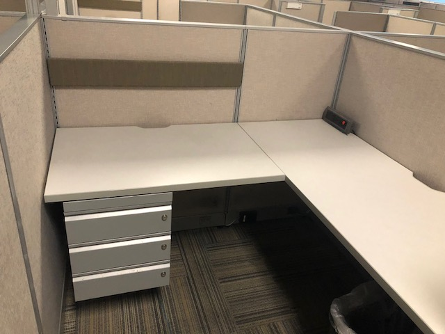 Used Cubicles #112818-BHC1