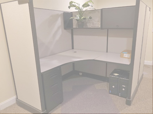 Used Cubicles #112818-CTB1