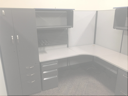 Used Cubicles #122518-MLM2