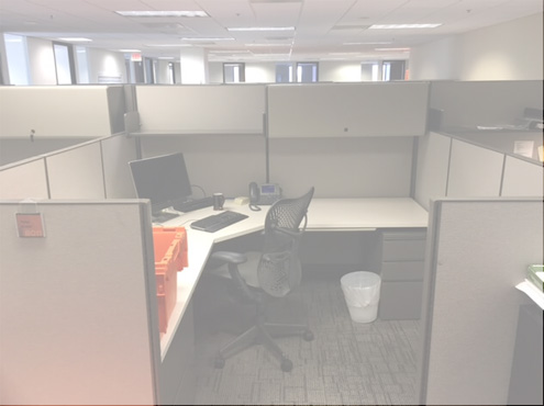 Used Cubicles #122518-PL1