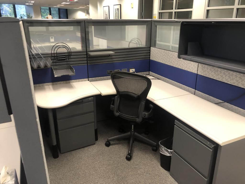 Used Cubicles #072219-PL1