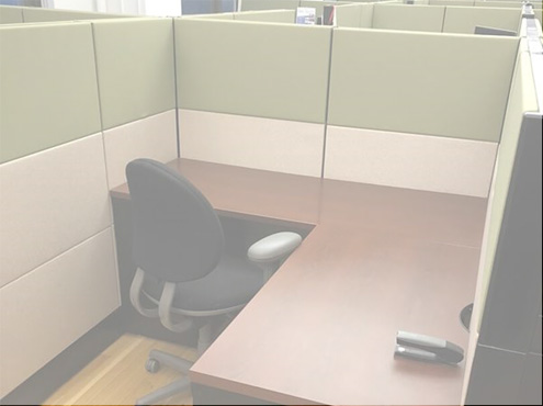 Used Cubicles #123017-JFN