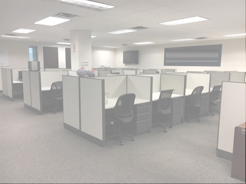 Used Cubicles #050919-SGE