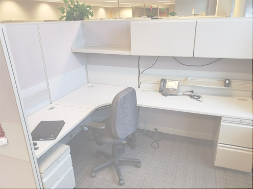 Used Cubicles #012819-JPC2