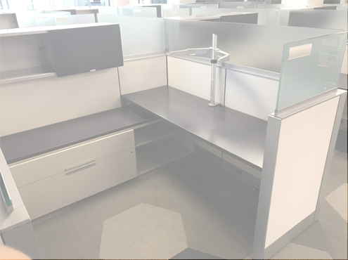 Used Cubicles #112818-OFN1