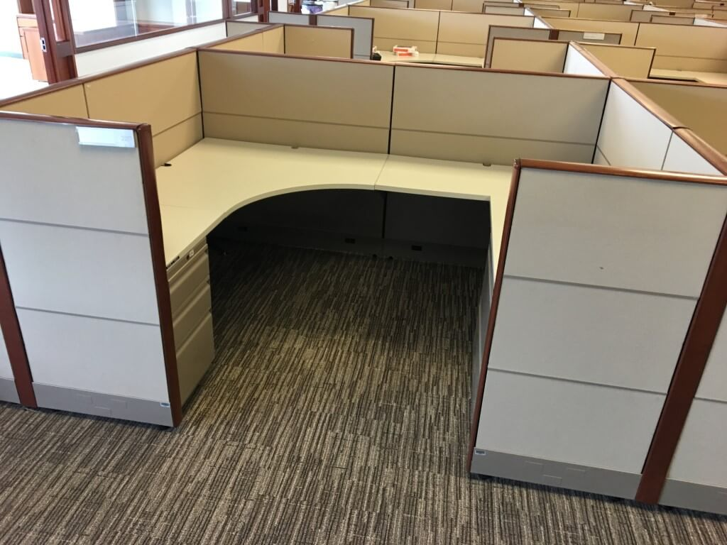 Used Cubicles #080218-CNK1