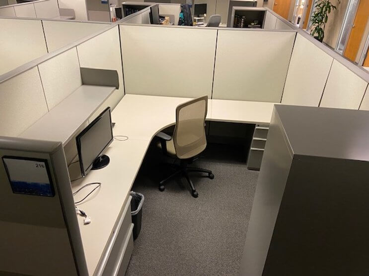 Used Cubicles #082520-JPC1