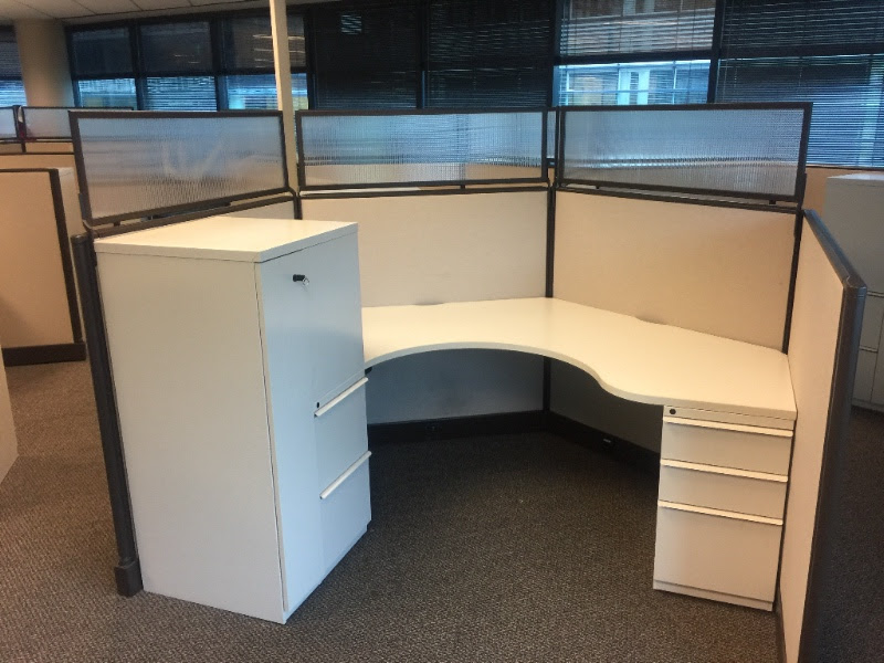 Used Cubicles #102717-PL1