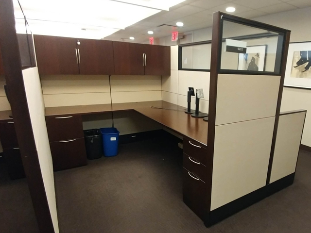 Used Cubicles #013020-BOA1