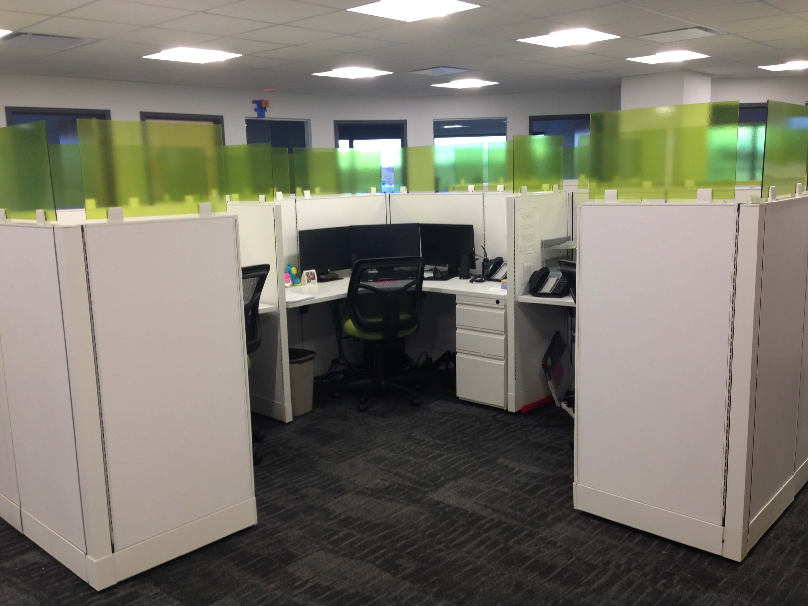 Used Cubicles by cubicles.com