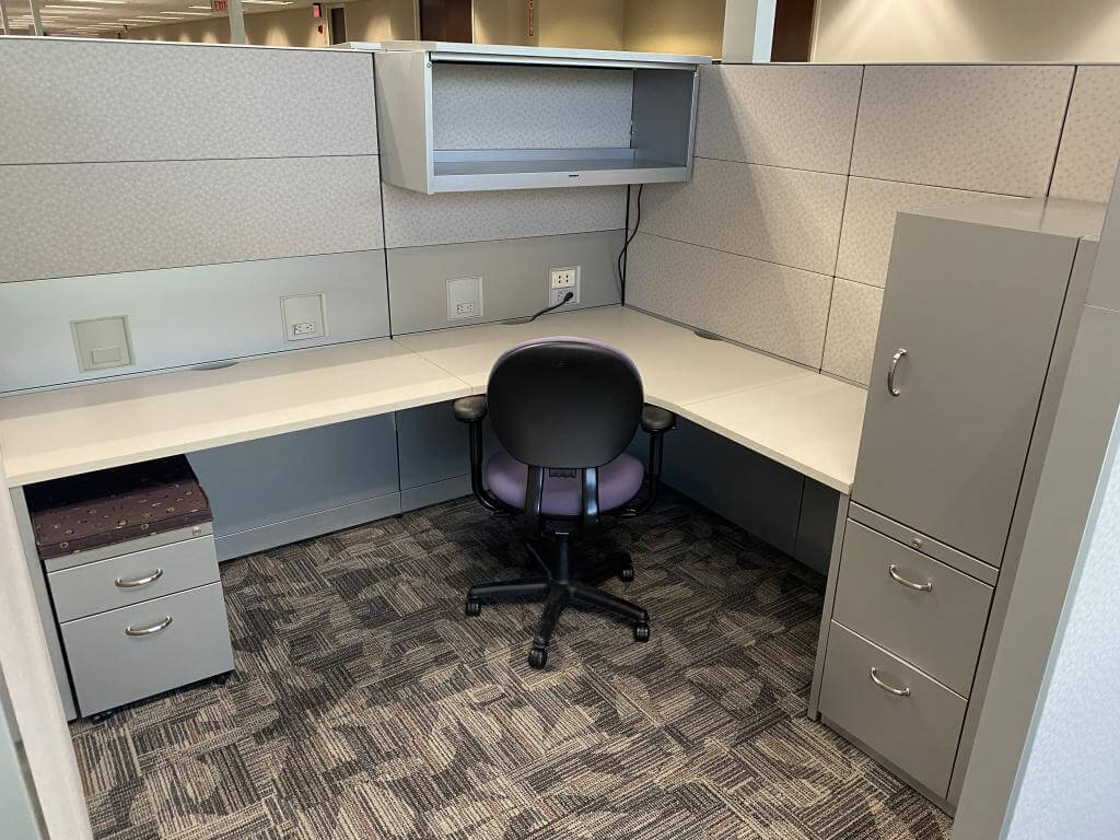 Used Cubicles #082520-PL1